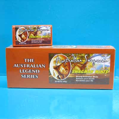 Legend Mints - SWAGMAN (The Swagman)